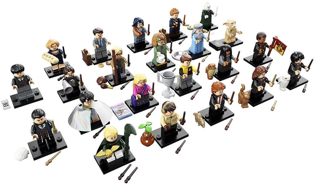 MINIFIGURES 22 HARRY POTTER AND FANTASTIC BEASTS