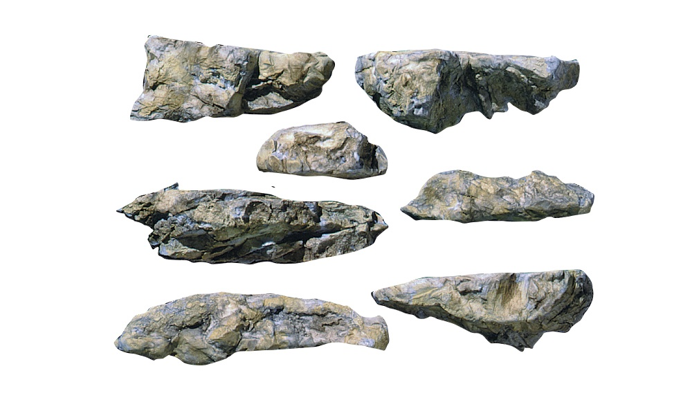 Woodland Scenics  #C1233 Rock Mold Embankment