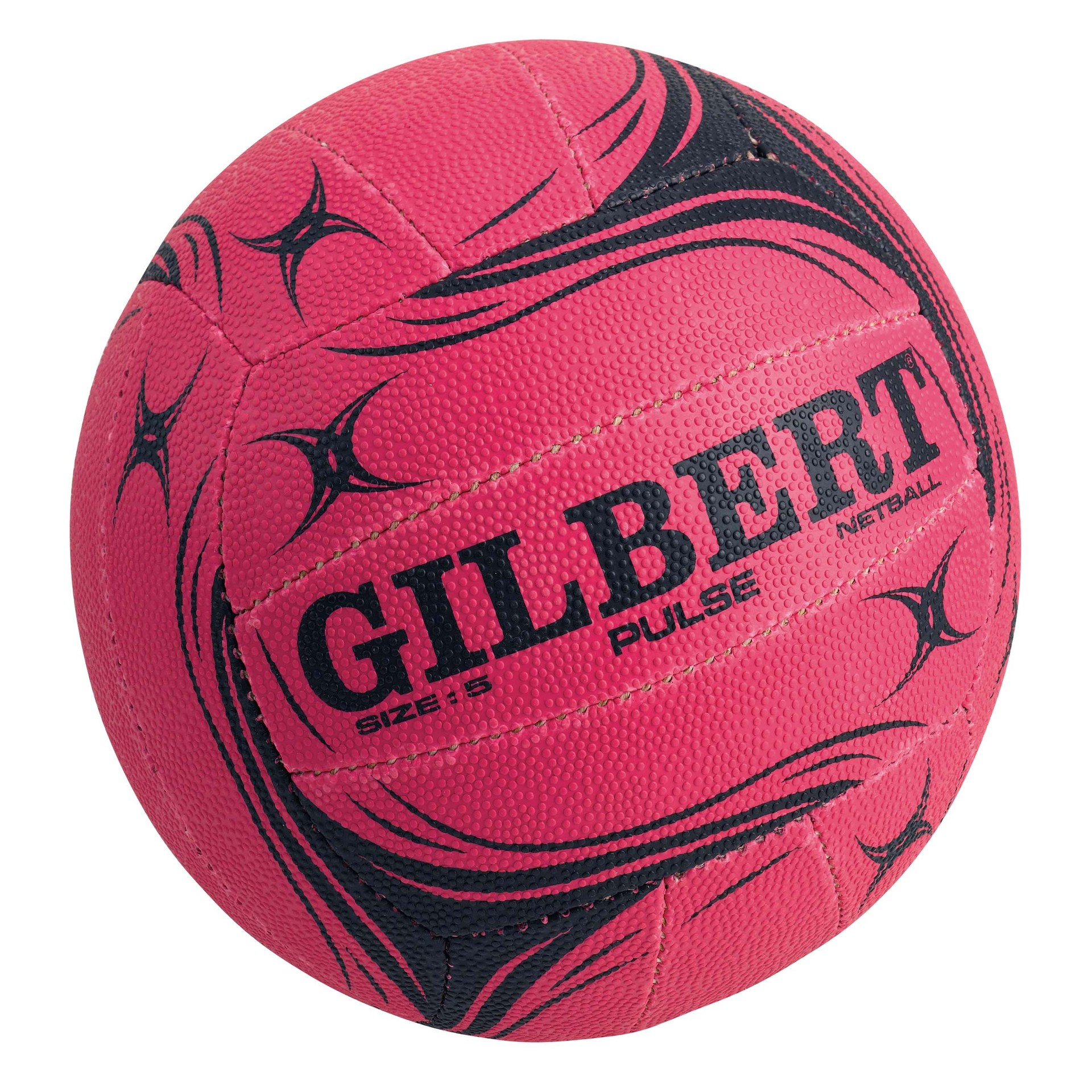 Gilbert Pulse Leisure Ball (size 5): Pink