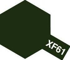 Tamiya Enamel Paint #8161 #XF-61 Dark Green