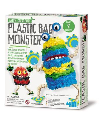 GREEN CREATIVITY PLASTIC BAG M