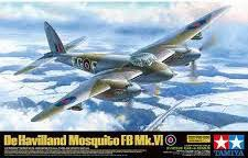 Tamiya #60326 1/32 DeHavilland Mosquito FB Mk.VI