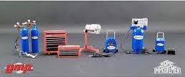 GMP #18938 1/18 Binford Tools Shop Set