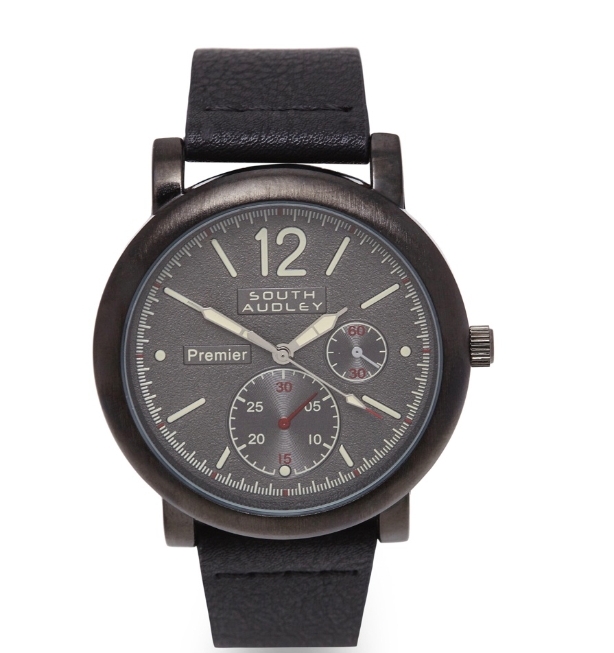 Dan Black Mens Watch