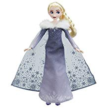 DISNEY FROZEN ADVENTURE MUSICAL ELSA