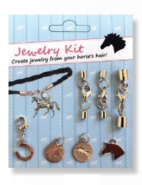 Do-It-Yourself Horsehair Jewelry Kit