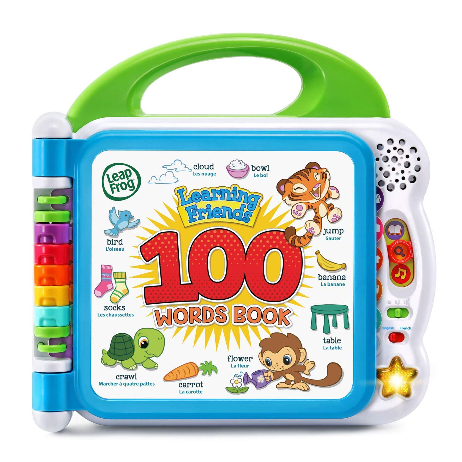 LEAP FROG 100 WORDS BOOK