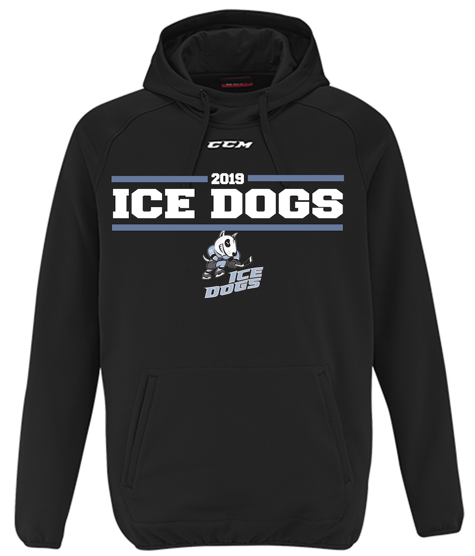 Ice Dogs CCM Training Pullover Hoody