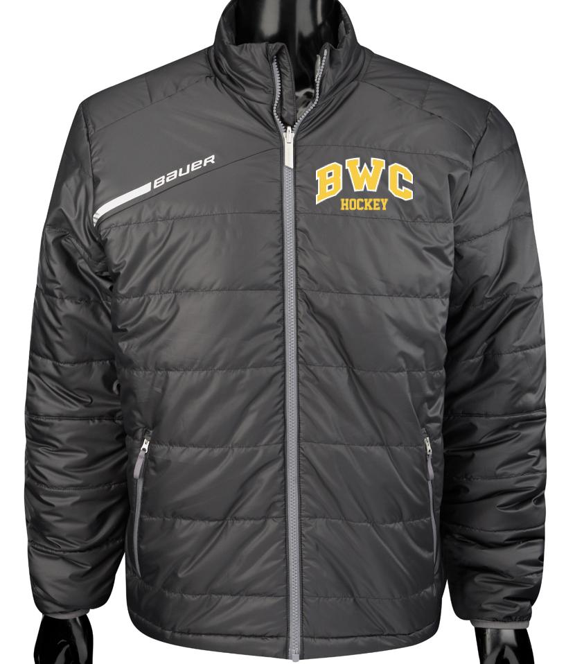 BWC Bauer Flex Bubble Jacket