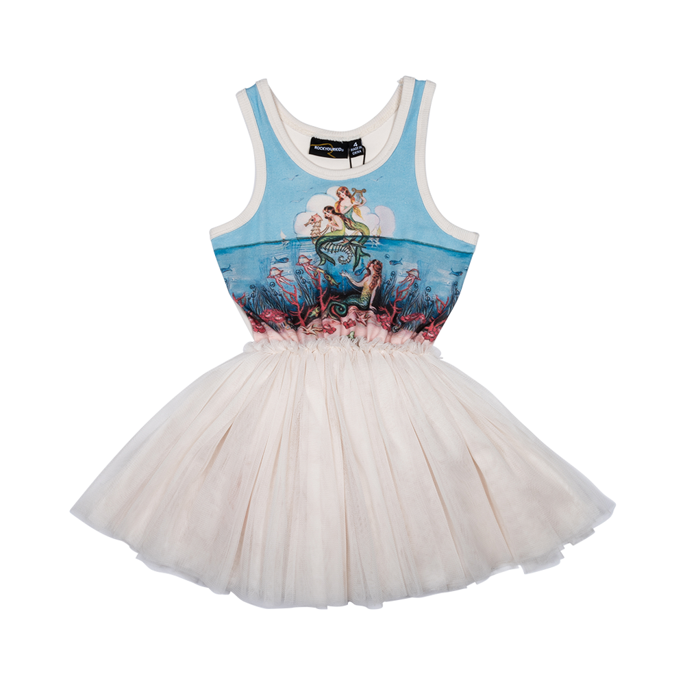 RYB Little Mermaids Circus Dress