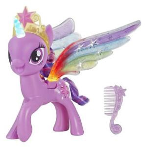 MLP TWILIGHT SPARKLE RAINBOW WINGS