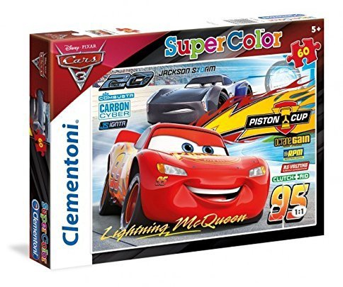 DISNEY CARS PUZZLE 60