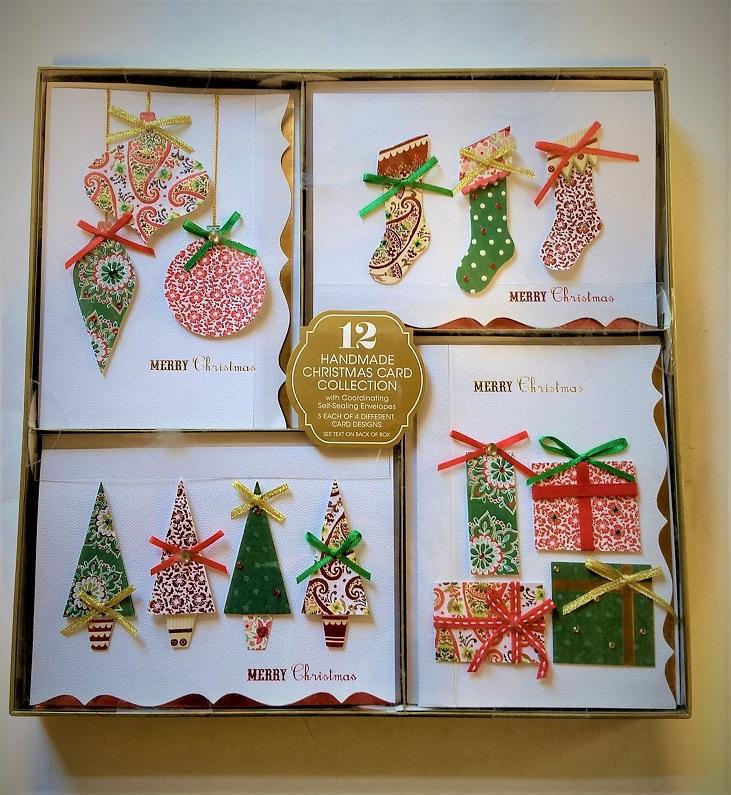 Handmade Christmas Card Images.12 Handmade Christmas Card Collection