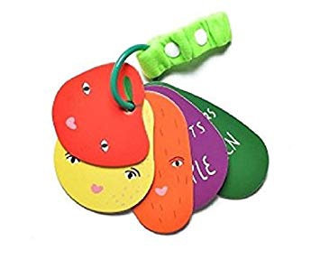 STROLLER CARDS -  FRUITS & VEGGIES