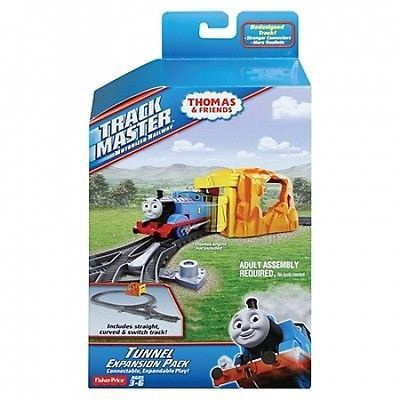 TRACK MASTER RACEWAY EXPANSION