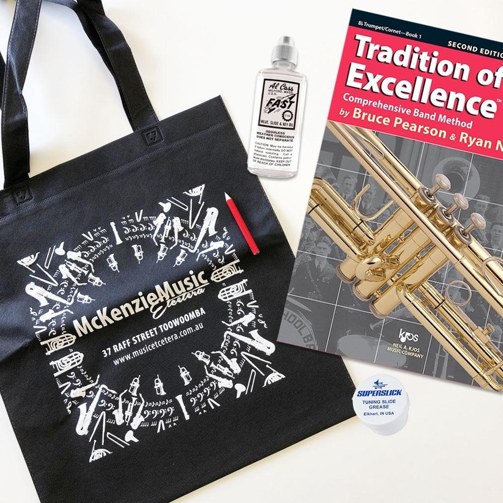 Trumpet Beginner Kit