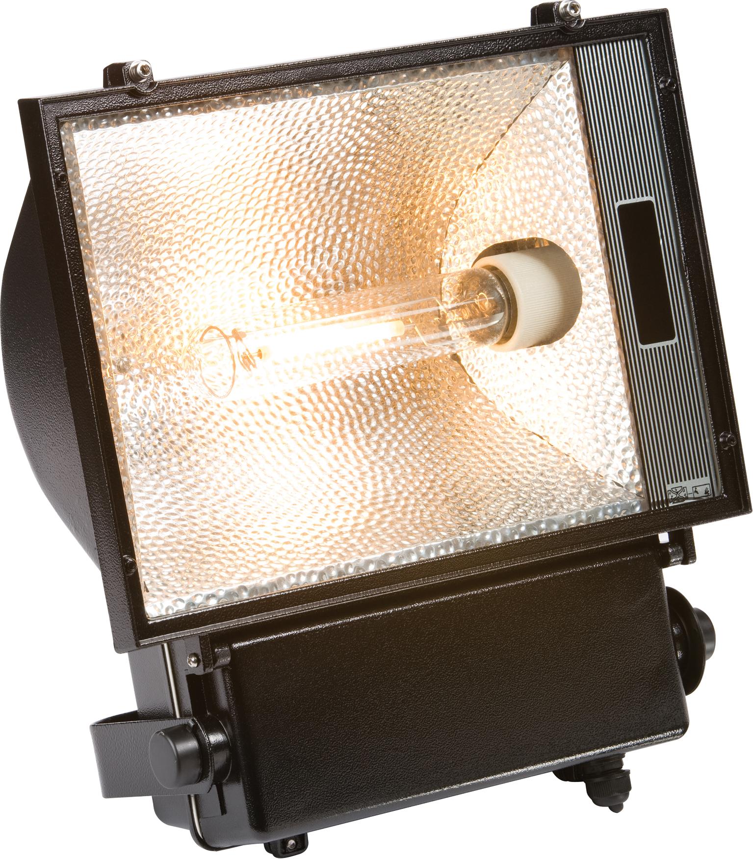 IP54 250W Die-Cast Aluminium SON/HQI Floodlight