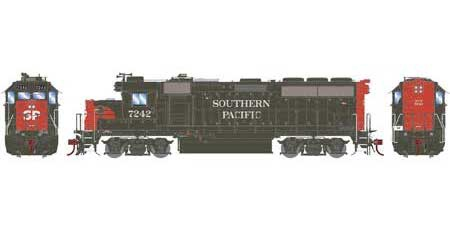 Athearn Genesis #ATHG15444 HO GP40-2 Southern Pacific