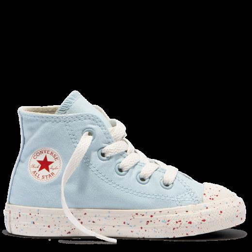 Converse Kid CT Americana Speckle Hi Ocean Bliss