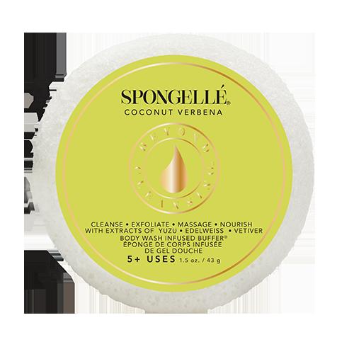 Spongelle | Coconut Verbena