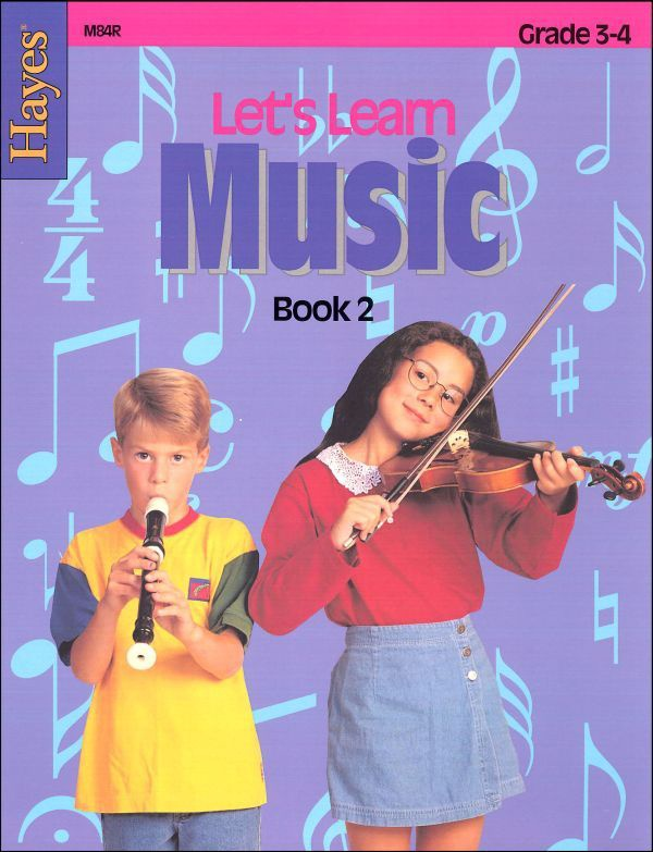 X DC H M84R LET'S LEARN MUSIC BK 2