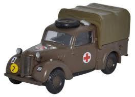 Oxford #76TIL008 1/76 Austin Tilly 1st Polish Army Division