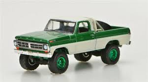 Greenlight #35110-B 1/64 1971 Ford F-100
