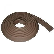 EDGE CUSHION BROWN
