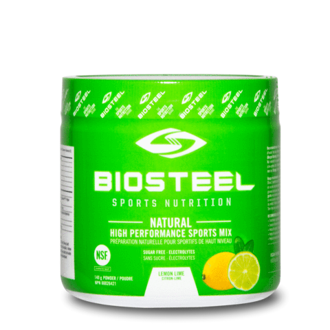 BioSteel High Performance Sports Mix 140g-Lemon Lime