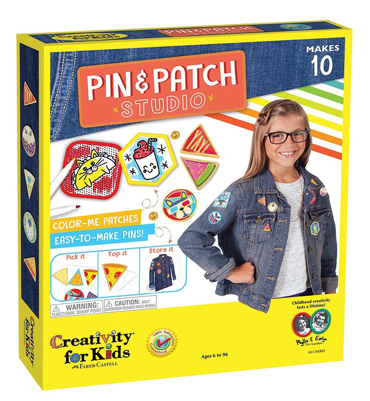 PIN & PATCH STUDIO