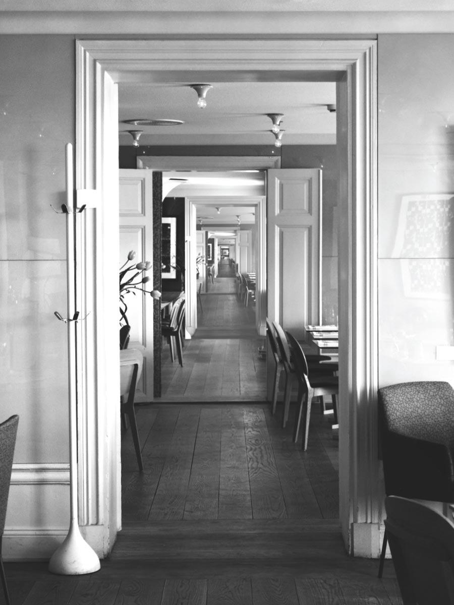 Mirror Hallway in Stockholm