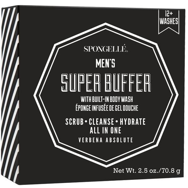 Spongelle | Men's Super Buffer