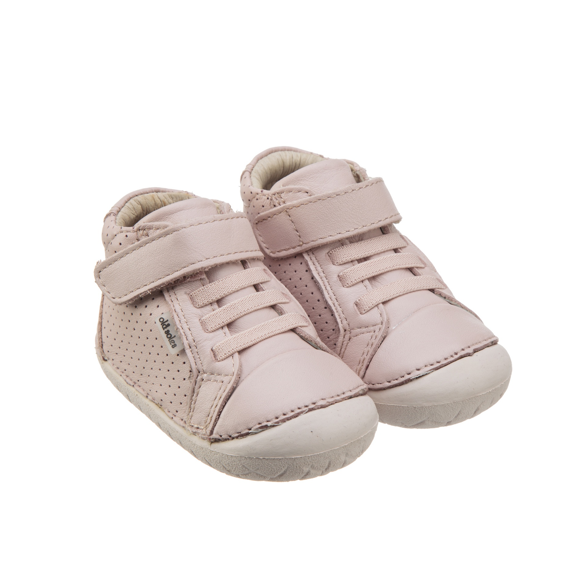 Old Soles Pave Cheer Powder Pink