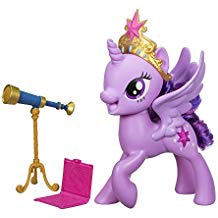 MY LITTLE PONY MEET TWILIGHT SPARKLE