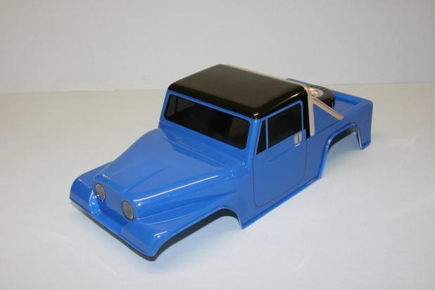 RJ Speed #1032 1/10 80's Crawler  Body