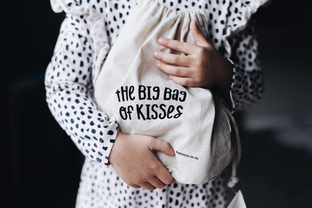 THE BIG BAG OF KISSES