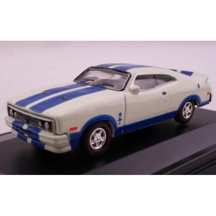 Aussie Road Ragers #CC133 1/87 1978 XC Cobra-Snow White/Blaze Blue