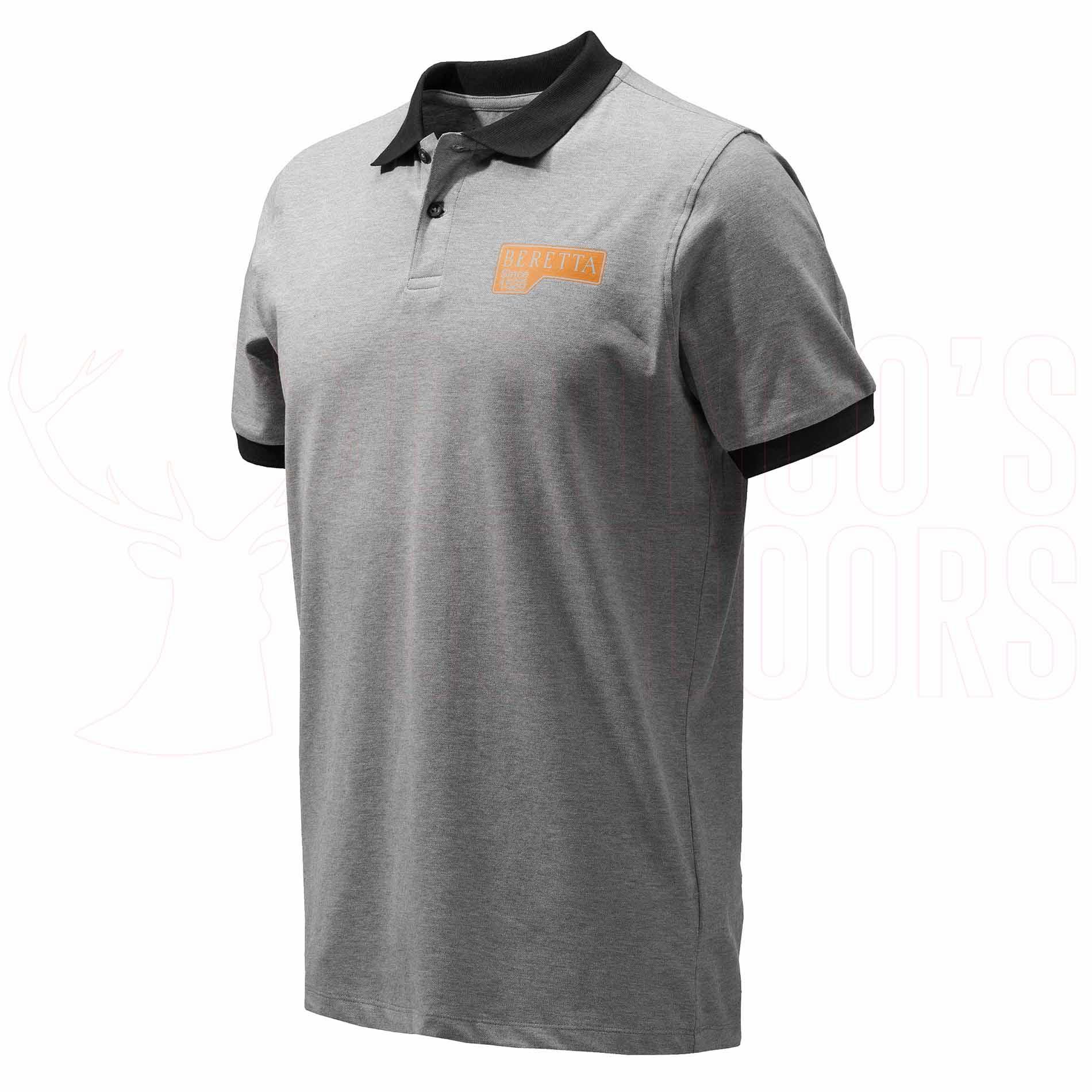 Beretta Victory Corporate T-Shirt White