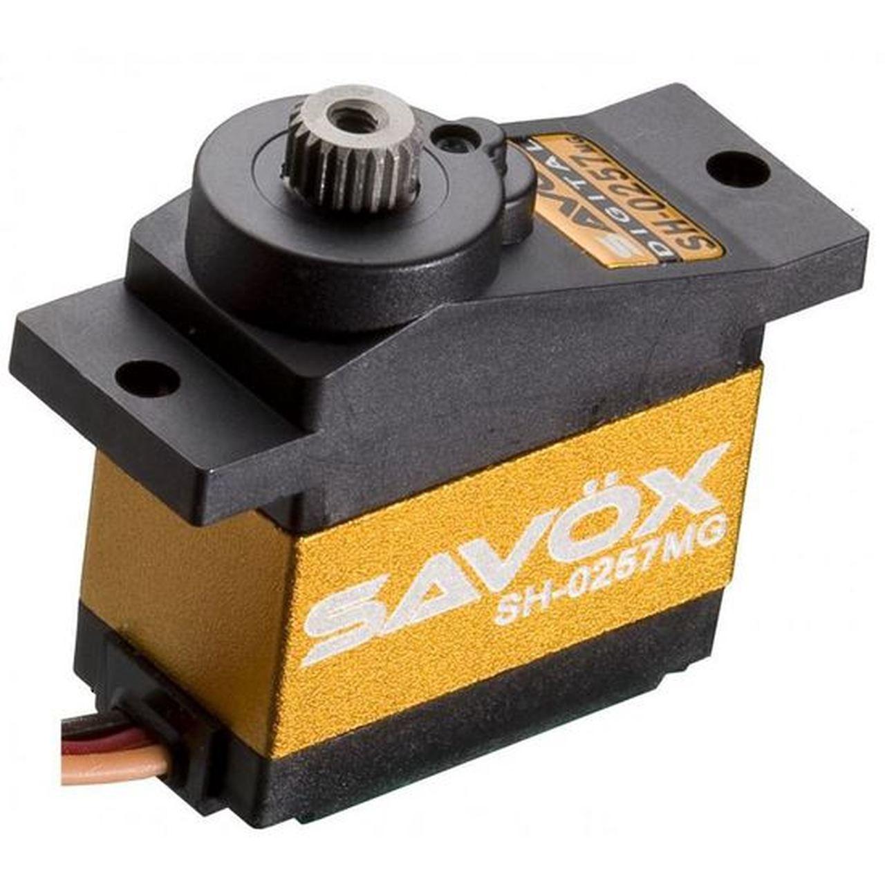 Savox #SH-0257MG Savox Micro size 2.2kg/cm Digital Servo