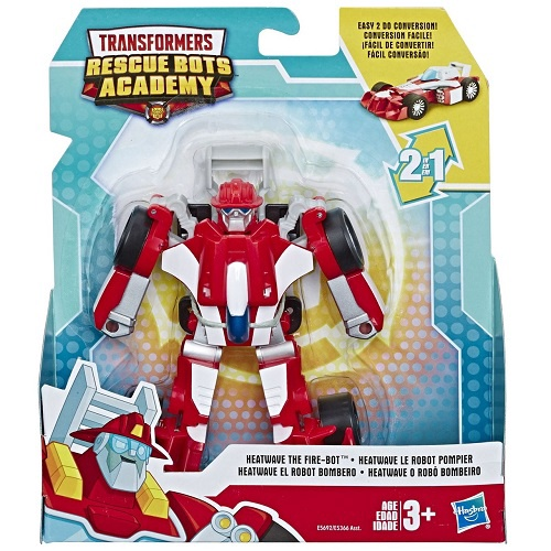 TRANSFORMERS RESCUE BOTS ACADEMY HEATWAVE THE FIRE-BOT