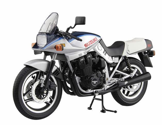 Aoshima #105221 1/12 Suzuki GSX1100s Katana
