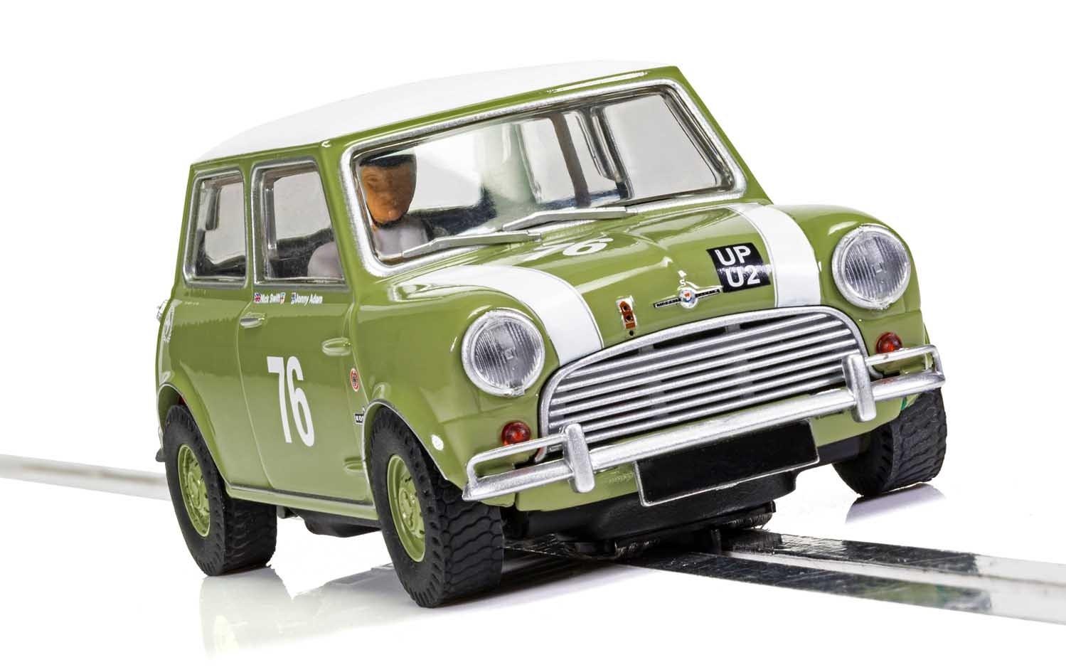 Scalextric #C4059 1/32 Morris Mini Cooper