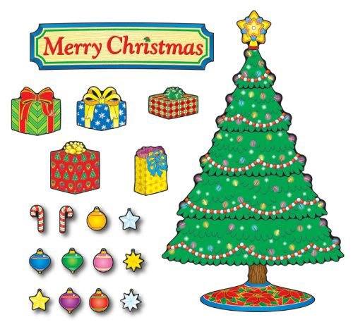 CD 110055 CHRISTMAS TREE MINI BBS