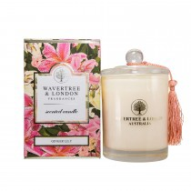 W & L Ginger Lily Candle