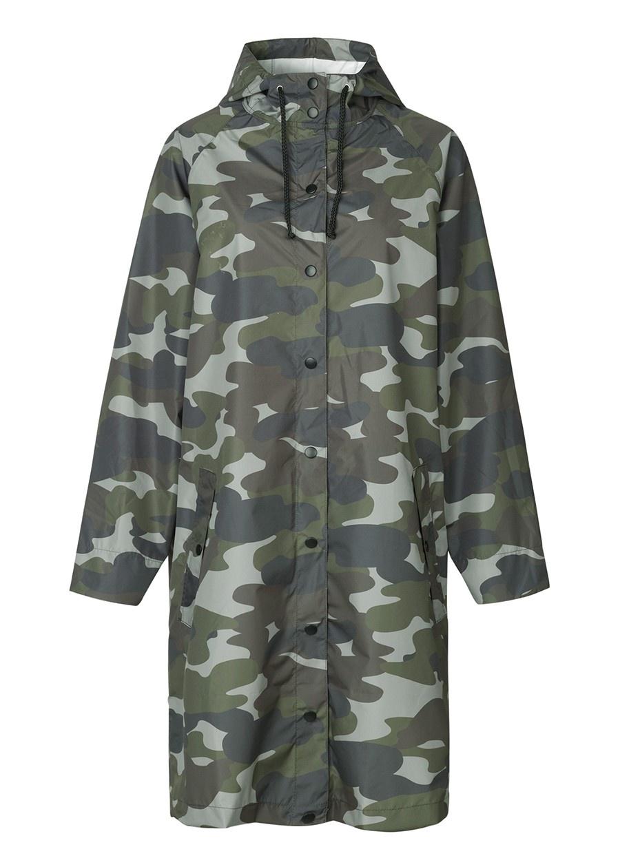 Becksondergaard Magpie Camo Waterproof Jacket