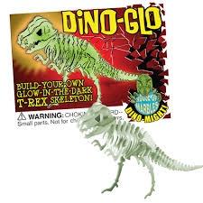 Dino-Glo Model Kits