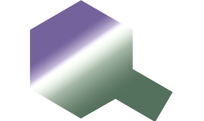 Tamiya Colour For Polycarbonate #PS-46 Iridescent Purple/Green