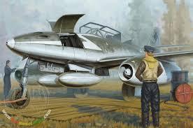Hobby Boss #80378 1/48 Me 262 B-1A