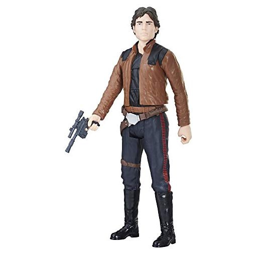 STAR WARS FIGURE 11 INCH HAN SOLO