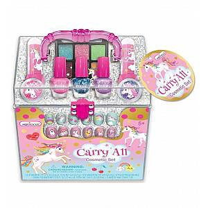 CARRY ALL COSMETIC SET UNICORN